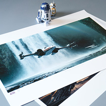 STAR WARS PRINTS